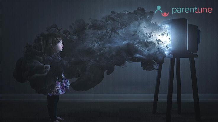 हॉरर फिल्म्स से करे अपने बच्चो को करे दूर हो सकता है बुरा असर