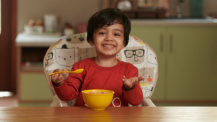 How I Changed My Childs Nutrition As He Turned 2