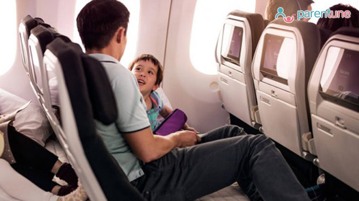 How To Deal With Ear Pain In Your Toddler When Flying