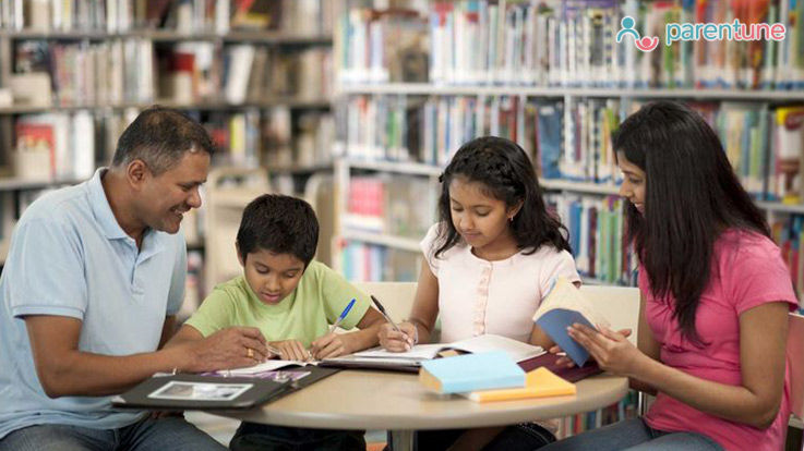 How To Introduce Library Culture To Your Child
