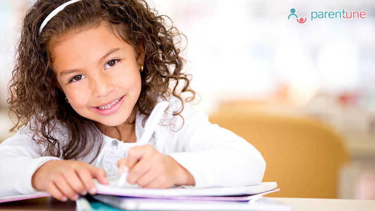 How To Prepare Your Child For First Written Test