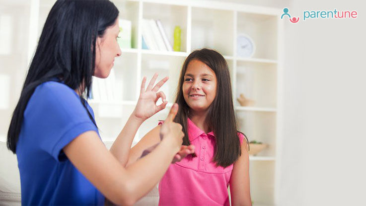 How To Teach Conversation Skills To Your Hearing Impaired Child