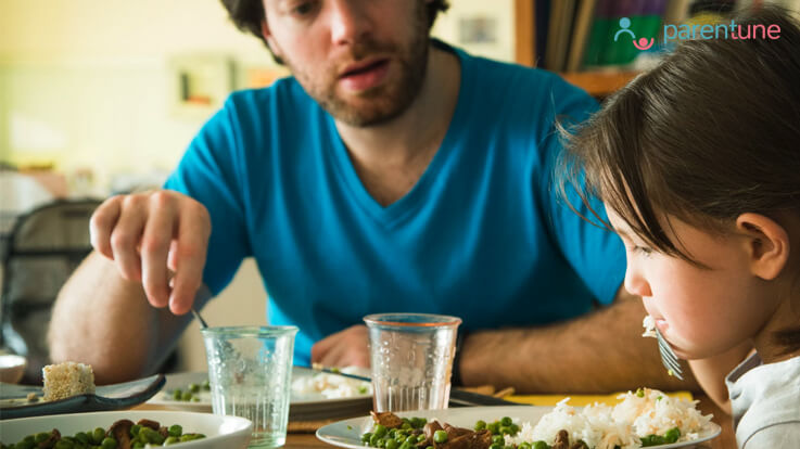 How To Teach The Importance Of Not Wasting Food To Your Child