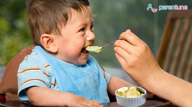 How When to Give Banana to Your Baby and Banana Feeding Benefits