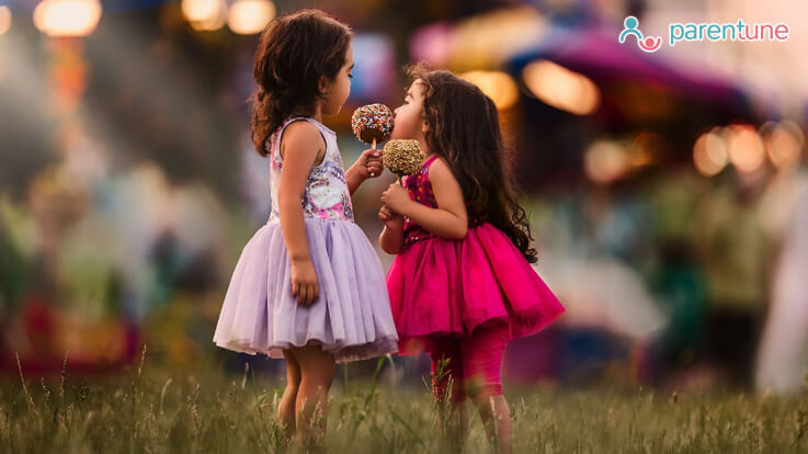 How festivals foster bond between siblings