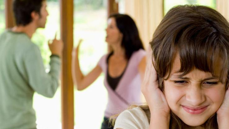 How Relationship Between Mom and Dad Affects Child
