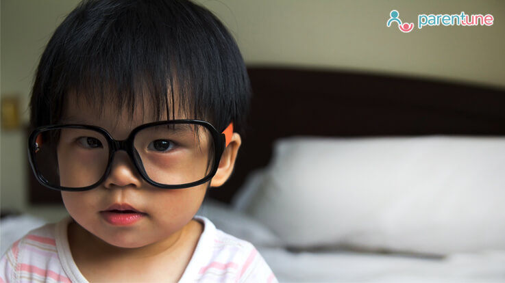 How to improve your childs eyesight