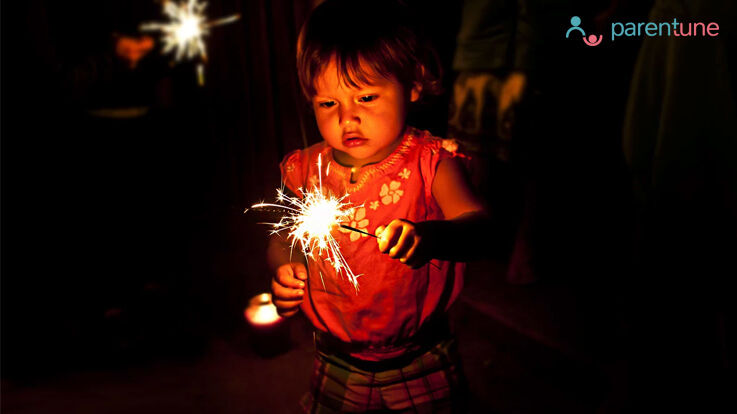 How to Keep Children Safe During Diwali from Noise Air Pollution