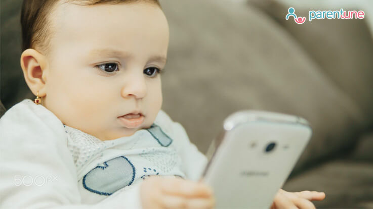 How To Keep Your Toddler Away From Mobile Phone