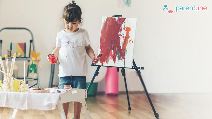 Identifying and nurturing talent in your child