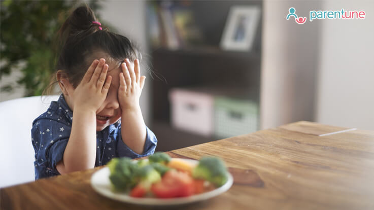 Introduce Positive Eating Habit In Your Fussy Eating Toddler