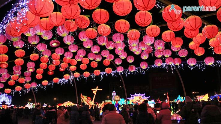Introduce Your Child To The Beautiful Lantern Festival Of China