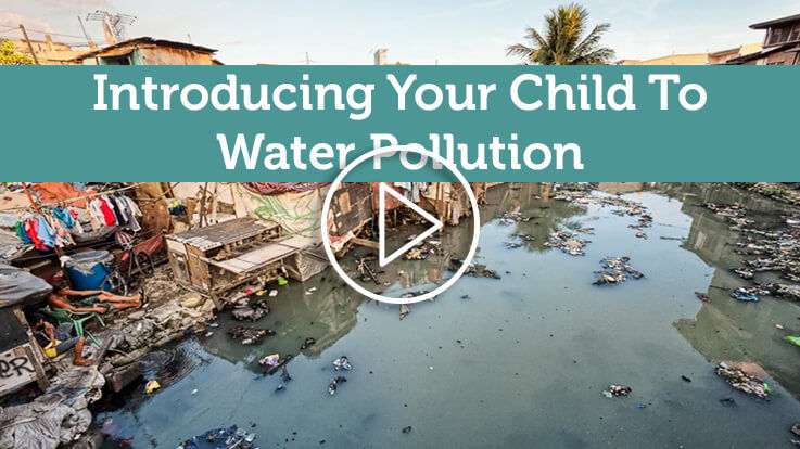Introducing Your Child To Water Pollution