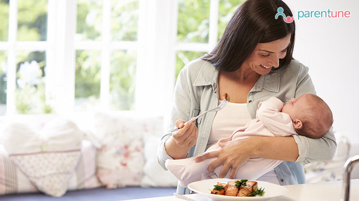 Is It Safe To Consume Fish During Breastfeeding