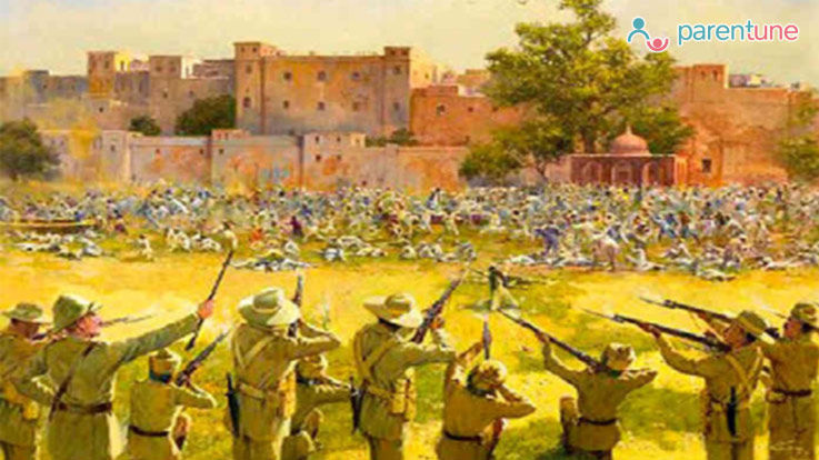 Jallianwala Bagh Massacre Day Tell Your Child The Story