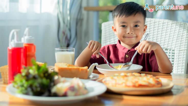 क्या है डॉक्टरों के मुताबिक स्कूल जाने वाले बच्चों के लिए बेस्ट नाश्ता
