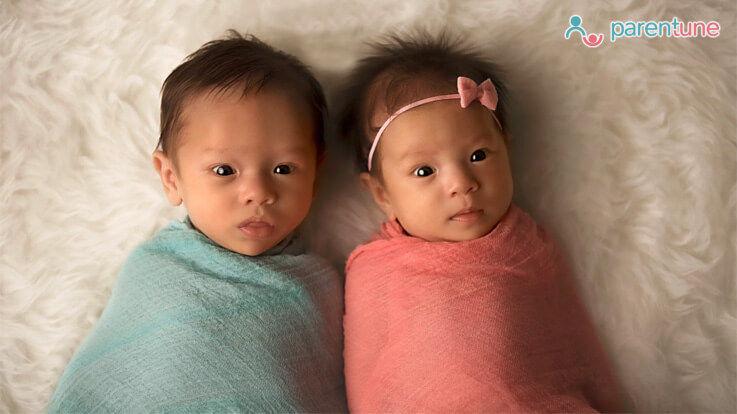 जुड़वाँ बच्चा क्यों और कैसे होते हैं इस कारण भी होते हैं जुड़वां बच्चे