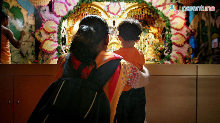 कैसे जोड़े अध्यात्म कि धारा से अपने बच्चे को