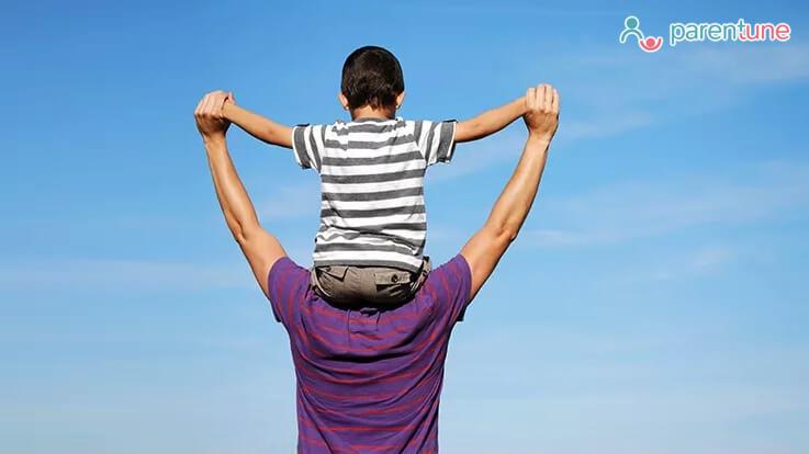 कैसे करें अपने पति को शामिल बच्चे के पालन पोषण में