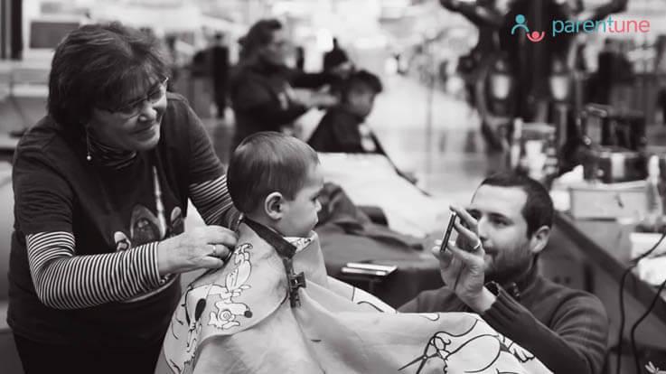 शिशु के बाल कटवाते समय किन बातों का रखें ख्याल