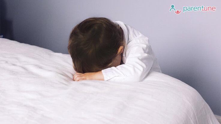 क्या आपका बच्चा आपको सोने में तंग करता है यह पांच उपाय आपकी करेंगे मदद