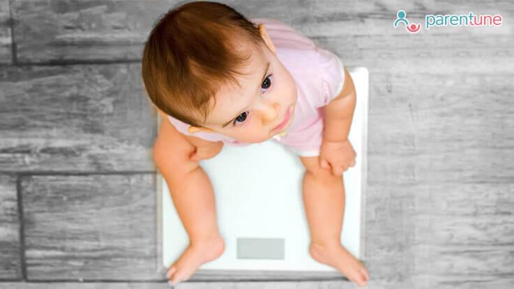 क्या बच्चे का वजन नहीं बढ़ रहा है जानिए कारण और उपचार