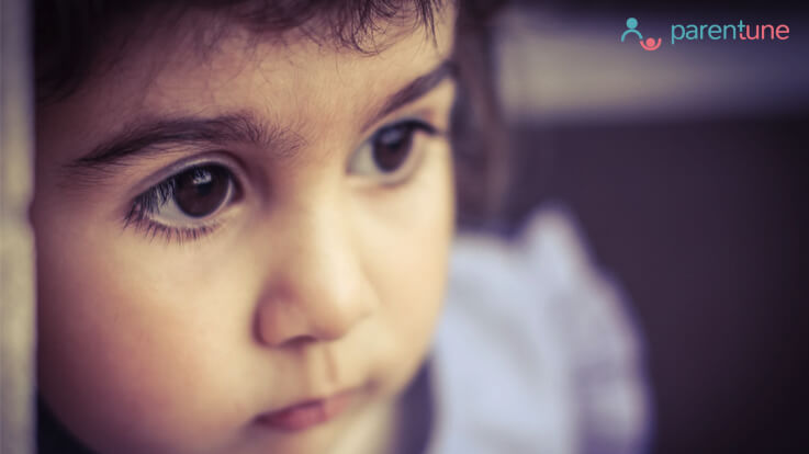 क्या है लेजी आईज सिंड्रोम और कैसे करता है ये बच्चो पर असर और जाने