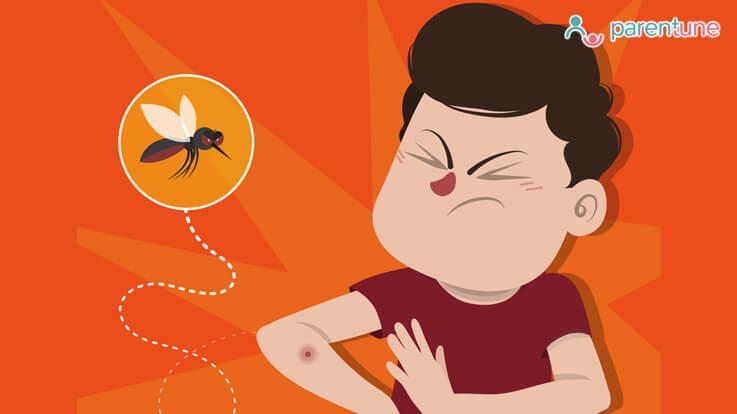 क्या हैं बच्चों में डेंगू बुखार के लक्षण कारण और उपचार