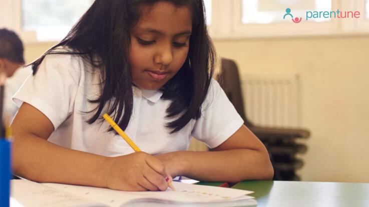 लेटर राइटिंग से होते हैं बच्चों में अनेकों विकास