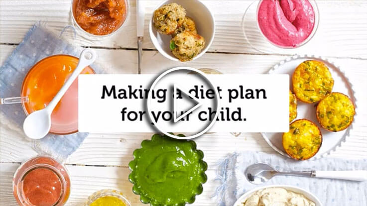 Expert Video What Mothers to Ensure While Preparing Meal Plan for Child