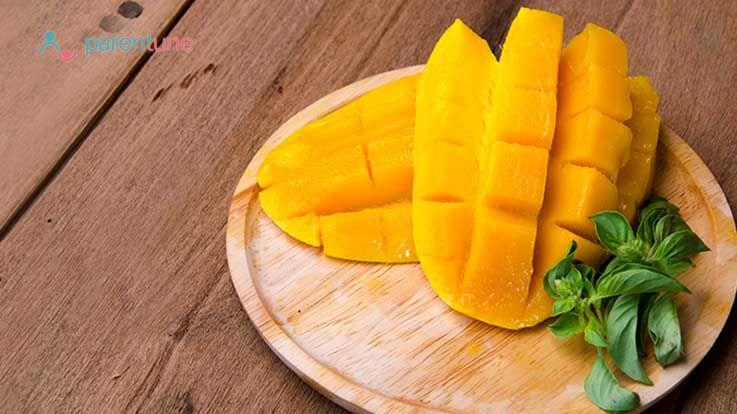 Mango Based Recipes For Your Child