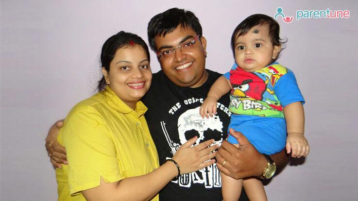 माता पिता से बच्चे का होता है अलग ही जुड़ाव