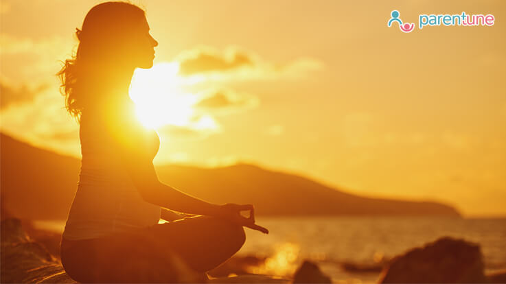 Meditation during pregnancy the must know facts