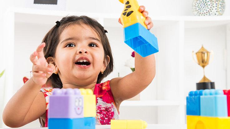 My Child Met All Her Developmental Milestones