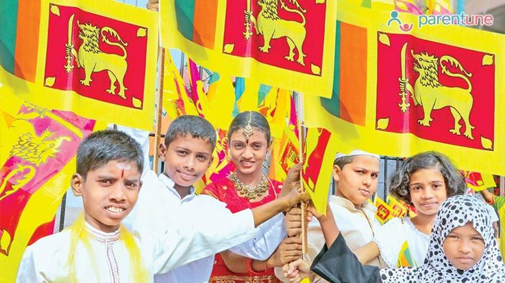 National Day Of Srilanka Introduce Your Child To The Celebrations
