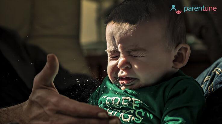 नवजात शिशु 6 माह से अधिक के जुकाम के लिए घरेलु उपाय
