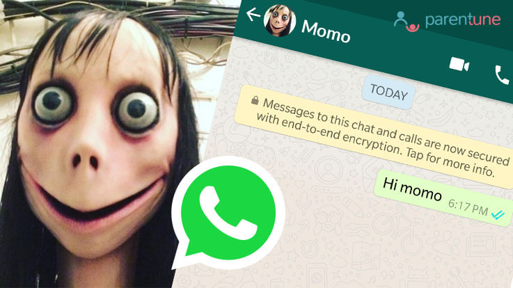 Whatsapp Momo Game Challenge CBSE Circulates Advisory To Schools