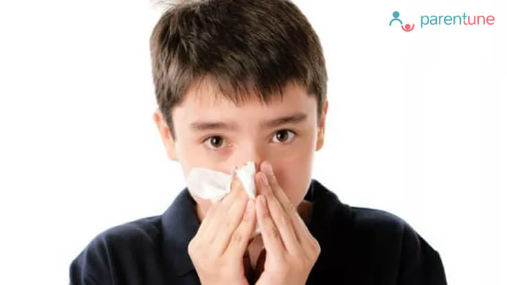 Nose Bleeding In Children Causes Coping Strategies