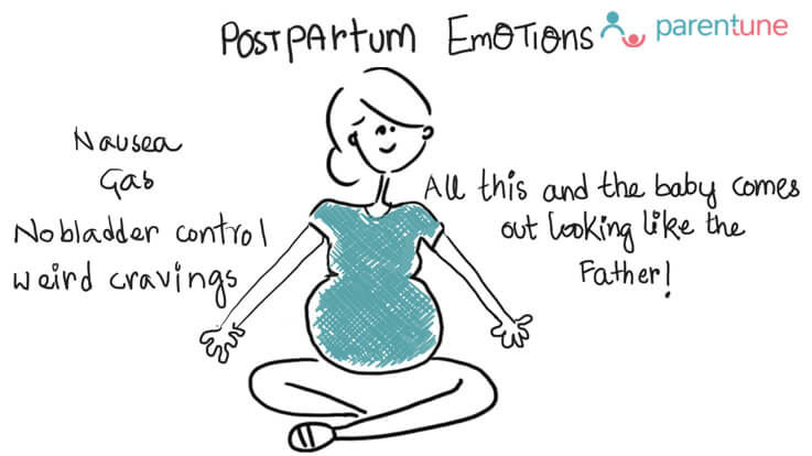 Parentoon Postpartum Emotions