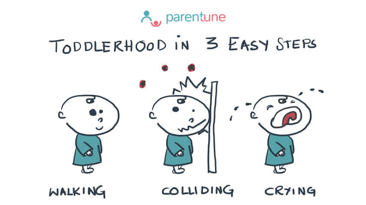 Parentoon Toddlerhood in 3 easy steps