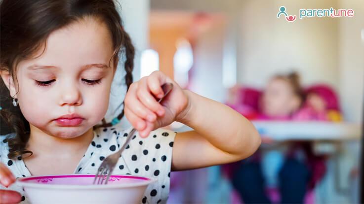पोषण की कमी से हो सकती है बच्चे को कई बीमारियां