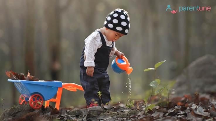 प्रकृति से जुड़ने से होते है अनेको लाभ अभी से बताये अपने बच्चे को