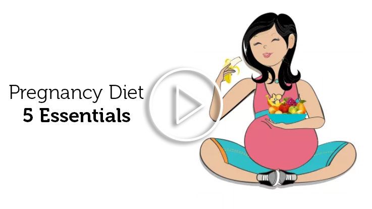5 Must have Pregnancy Diet Watch Visuals