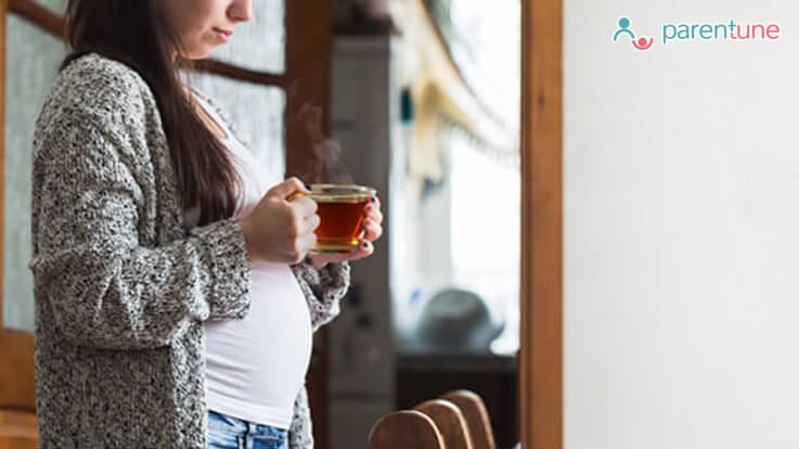 प्रेगनेंसी में ग्रीन टी पीने के क्या हैं फायदे
