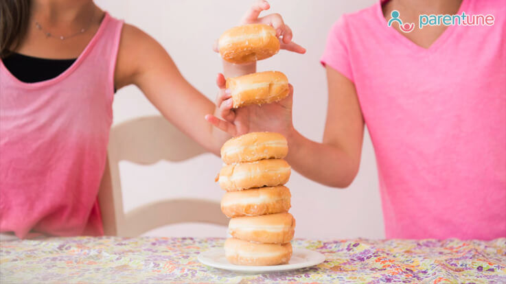 Putting Your Teen On A Junk Food Detox
