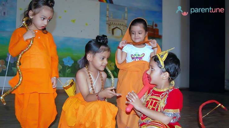 Ram Navami Tell Your Child All About Its Meaning