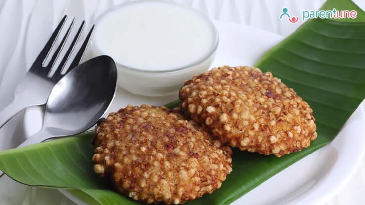 Recipes Of Sabudana For Your Child