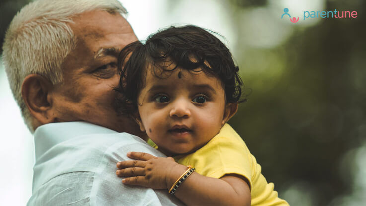 Role Of Grandparents In Your Childs Life