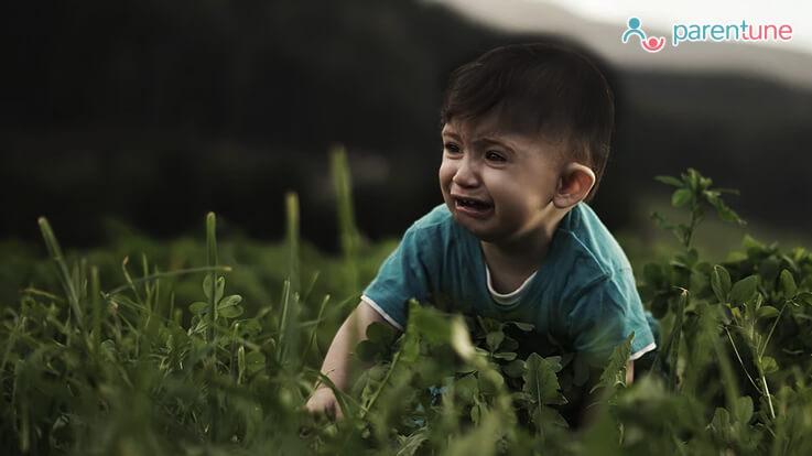 शिशु के गिर जाने चोट लगने पर क्या करें 5 ध्यान देने वाली बातें