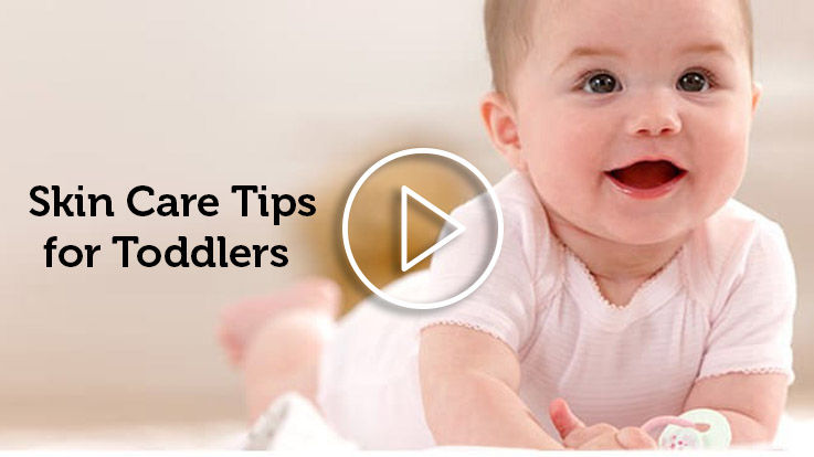Skin Care Tips For Toddlers